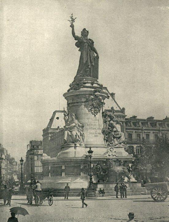 ParisGlorieDeLaRepubliqueFrancaise