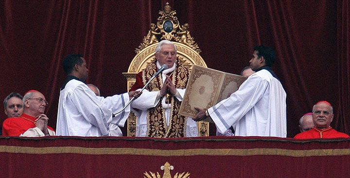 NEWS: Pope Benedict XVI: Health Worries « Religion Compass